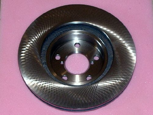 Brake disc, front, 277mm, Forester/Impreza/Legacy